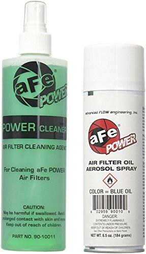 aFe Power MagnumFLOW 90-50001 Air Filter Restore Kit (Single, Blue) (4)