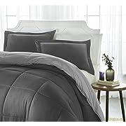 Amazon #DealOfTheDay: Save up to 38% on iEnjoy Down Alternative Reversible Comforter Set