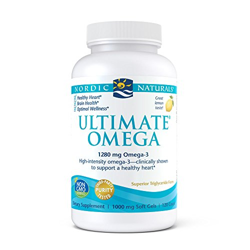 heart health omega 3 120 servings - 2