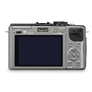 Panasonic Lumix DMC-GX1K 16 MP Micro 4/3 Mirrorless Digital Camera with 3-Inch LCD Touch Screen and 14-42mm Zoom Lens…
