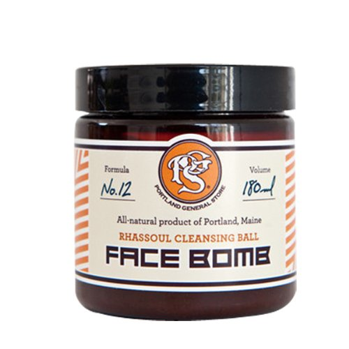 Face Bomb Deep Cleansing Mud 180ml mud by Portland General Store by Portland General Store