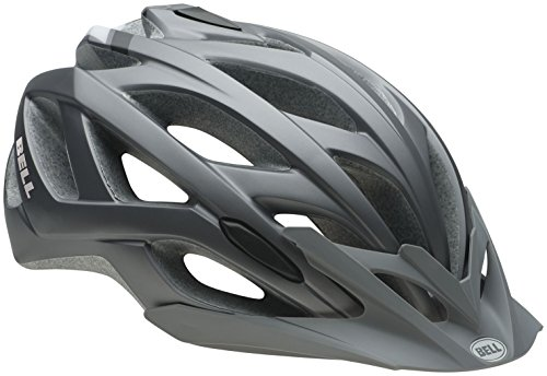 Bell Sequence Helmet – Matte Titanium Hero Small