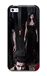 [BtPJZCu7839ZFevn]premium Phone Case For Iphone 5c/ The Vampire Diaries Season 5 2013 Tpu Case Cover