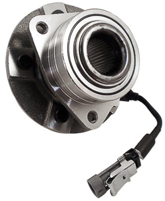 Callahan 513189X1 FRONT Premium Grade [ 5 Lug ] Wheel Hub Bearing Assembly [ 513189 ] ()