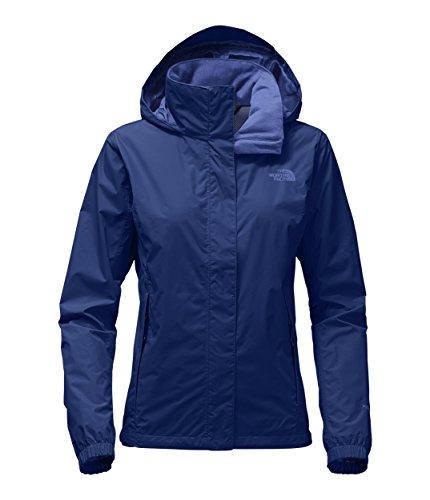 The North Face Women's Resolve 2 Jacket Soda Lite Blue - L