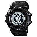 Skmei Top Good Quality Digital Plastic Watches Pupils Wristwatch Waterproof Digital Watch Sport