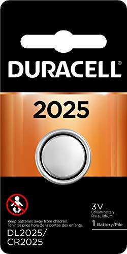 Duracell 2025B Lithium coin Battery