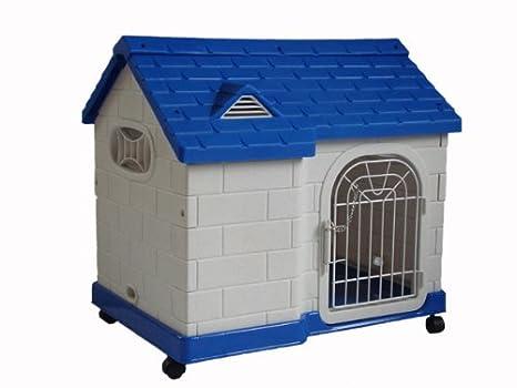 """Perros Casa Cama caseta Para Perros """"Villa 64 x 46 x 59 cm"""