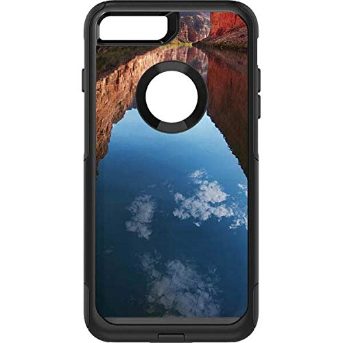 (Nature OtterBox Commuter iPhone 7 Plus Skin - Redwall Limestone in Marble Canyon)