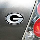 NFL Green Bay Packers Chrome Automobile Emblem
