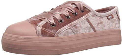 Dog Womens Rocket Crush Velvet Fabric Pink Fashion Magic Sneaker gdqCwCA