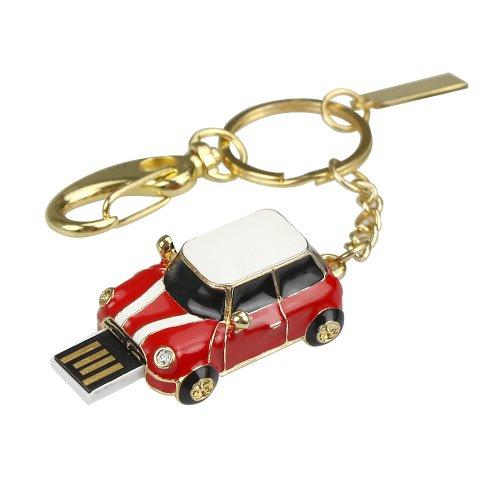 asmart-center-8-gb-mini-keychain-cooper-car-usb-flash-pen-drive-memory-stick-u-disk-red