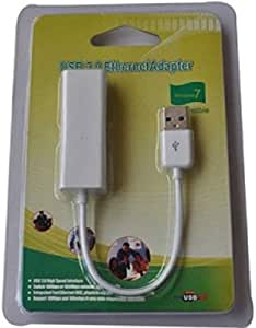 USB 2.0 Wired 10/100Mbps High Speed Ethernet Network Adapter