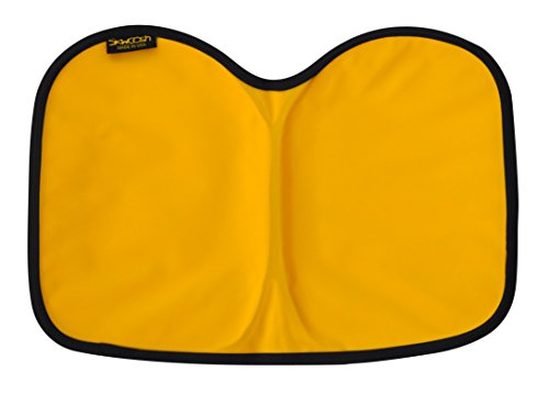 (Skwoosh Kayak Gel Pad for kayaks, canoes and dragon boats | Accessories | Add to existing seat for added comfort | Patented Made in USA)