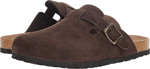 Northside Women's Hadassa Clog, Dark Brown, 10 Medium US by Northside