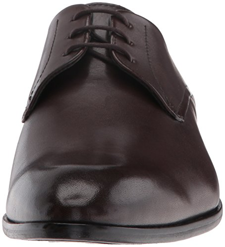 Pictures of C-Dresios Leather Lace Up Derby Shoe Dark Brown 5