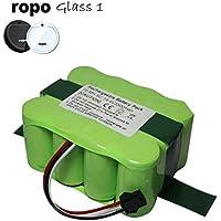 Bateria Ni-MH 3500mAh - Ropo Glass 1 - Sem Up Grade e Aspiradores robôs: KV8; XR510; XR210A; XR210B; XR510A; XR510B…