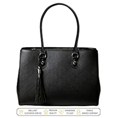Are You Looking For A Womens Work Bag That Combines Beauty With Brains? Your search for the perfect Business Handbag and Travel Tote is finally over - Introducing the Jennifer Tote by My Best Friend is a BagLight Weight - most Laptop Bags for...