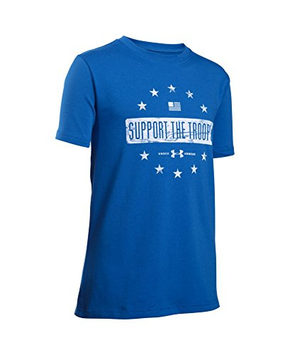 Under Armour Boys' Freedom Support The Troops T-Shirt