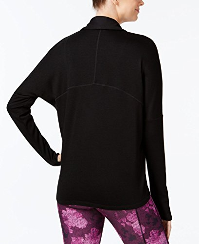 GAIAM Women's Calla Flow Fleece Long Sleeve Wrap