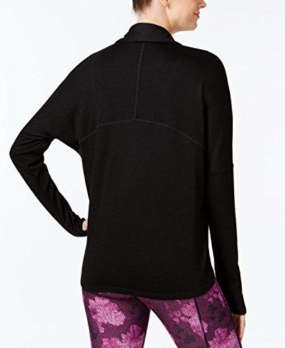Gaiam Women's Calla Flow Fleece Long Sleeve Yoga Wrap