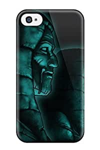 Ernest Burke DsLpZRW4025dJPNb Case For Iphone 4/4s With Nice Dethklok Appearance