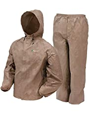 FROGG TOGGS unisex-adult Ultra-lite2 Waterproof Breathable Protective Rain Suit