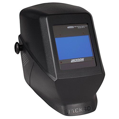 Jackson Safety W60 Nexgen HLX 100 Heavy Metal Welding Helmet with Digital Auto-Darkening Filter (Model Number #20501) (Pack of 2)