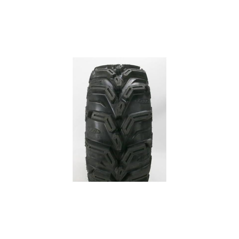 ITP Mud Lite XTR, SS112, Tire/Wheel Kit   27x11Rx14   Machined 42463R
