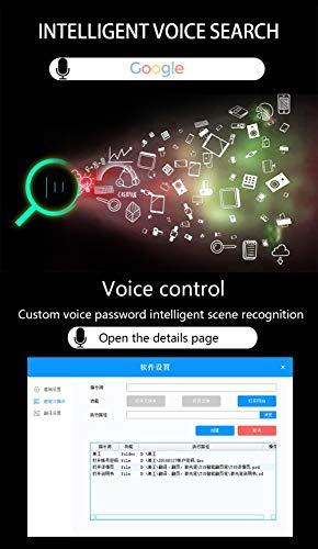 XMDFY 2019 Upgrade Portable Smart Multi-Language Synchronization Translator,Multifunction Wireless Presenter,PPT Controller Presentation Remote Control Pointer USB Mouse Clicker Flip Pen,Two by XMDFY (Image #5)