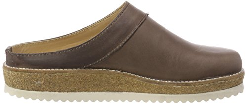 Brown 748 Neo Clogs Unisex Dunkelbraun Haflinger Adults' BxZwznq4H