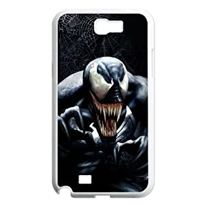 Carnage Samsung Galaxy N2 7100 Cell Phone Case White PhoneAccessory LSX_943727