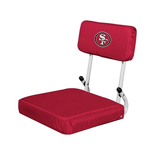 NFL San Francisco 49ers Hardback Seat ()