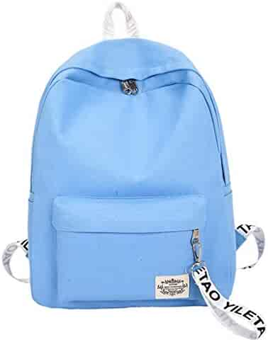 191d81209ab2 Shopping Canvas - Ivory or Blues - Backpacks - Luggage & Travel Gear ...