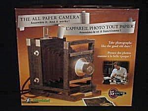 フジオカシ The All Paper wrebbit Camera by wrebbit All by [並行輸入品] B00U201YFI, 松屋漆器店:e32480fe --- a0267596.xsph.ru