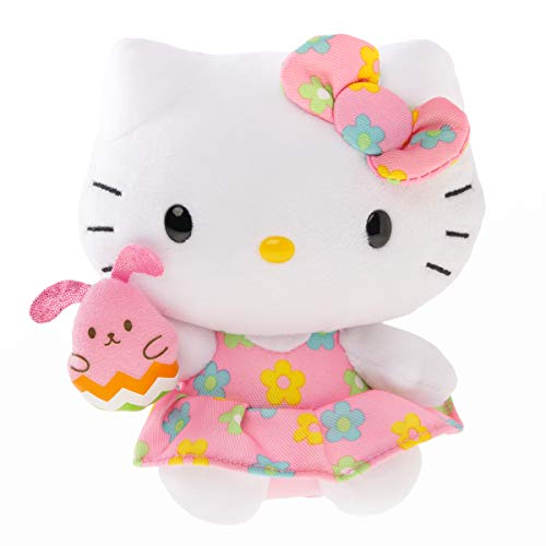 Basket of Babies Ty Hello Kitty - Easter Pink Bunny (Ty Hello Kitty)