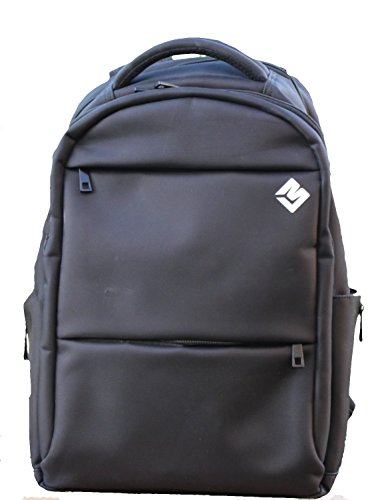 Laptop Outdoor Backpack, Travel Durable Water Resistant, Fits most 15 inch laptops, Black by Mars - Macy's Offers