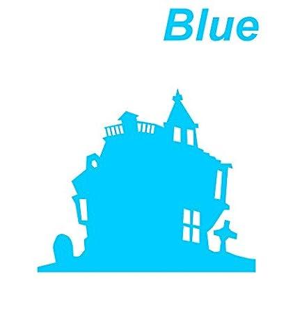 Blue Seal cutting|Castle|Chateau Sticker Decal - Mens Sprint Walker