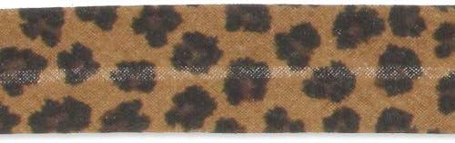 Schr/ägband 20mm Leopard x 1m