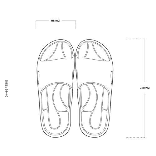 femenina opcional Cómodo C fondo Aumentado tamaño estaciones 6 Inicio pantuflas Casa con opcional Zapatillas suave Verano con deslizante baño colores pantuflas Co cuatro zapatillas baño de de baño 00qSwr