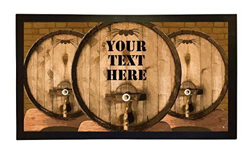Whiskey Barrel Poster Print Whiskey Lover Bartender Gift Man Cave Pub Art