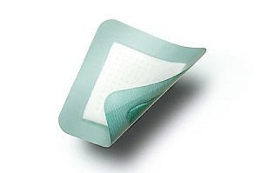 Cutimed - Siltec Sorbact - Wound Dressing Cutimed - Siltec Sorbact - 5 X 5 Inch - 10/Box - McK