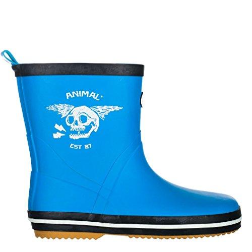 Jungen Stiefel Malibu Animal Animal Stiefel Jungen Malibu Blue n1Idq8dxw