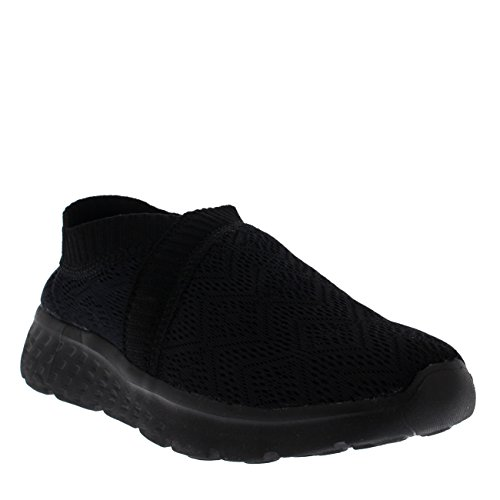 black On Fit Gym Casual Walking Pull Black Womens Get Trainers Trainers Absorbing Running Shock qOtSZwxw
