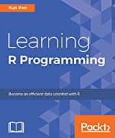 Learning R Programming Front Cover