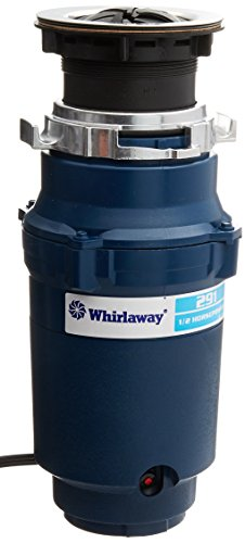 Whirlaway 291 1/2 Horsepower Garbage Disposer with Power Cord, ()