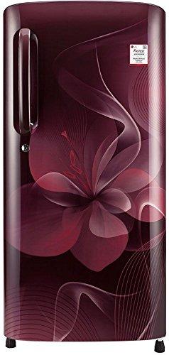 LG GL-B201ASDX.ASDZEBN Direct-cool Single-door Refrigerator (190 Ltrs)
