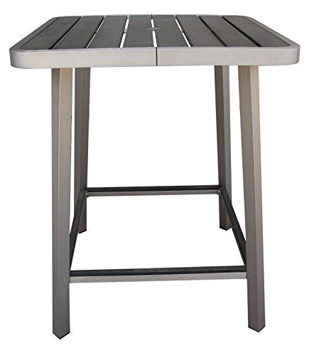 Boraam 76680 Fresca Poly Lumber Pub Table