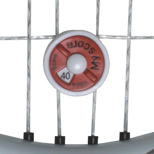 Vibra Score Tennis Scorekeeper and Vibration Dampener