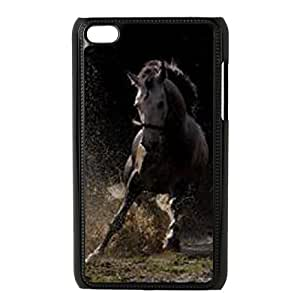 SYYCH Phone case Of Horse Cover Case For Ipod Touch 4